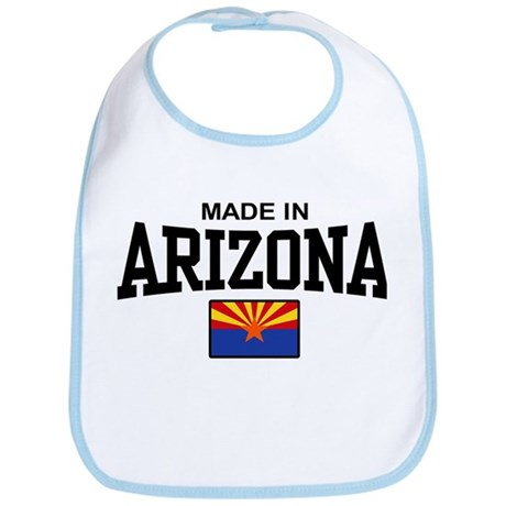 Made in Arizona Bib