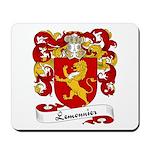 Lemonnier Family Crest Mousepad