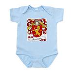 Lemonnier Family Crest Infant Creeper