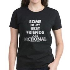 Fictional Friends Tee