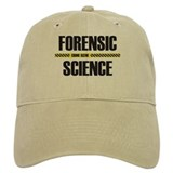 Crime Scene Baseball Cap