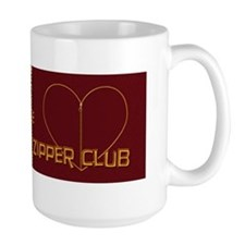 Zipper Club Coffee Mug