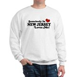 Somebody in New Jersey Loves Me Jumper