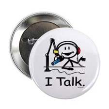 BusyBodies Radio Talk Show Host Button