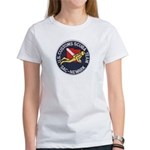 Customs Dive Team Women's T-Shirt