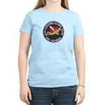 Customs Dive Team Women's Light T-Shirt