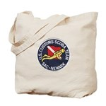 Customs Dive Team Tote Bag