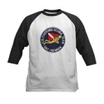 Customs Dive Team Kids Baseball Jersey