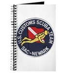 Customs Dive Team Journal