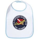 Customs Dive Team Bib