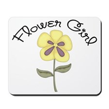 Flower Girl Mousepad