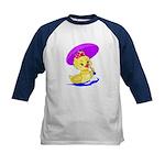 Baby Girl Duck Kids Baseball Jersey