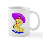 Baby Girl Duck Mug