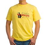 Rickrolled Yellow T-Shirt