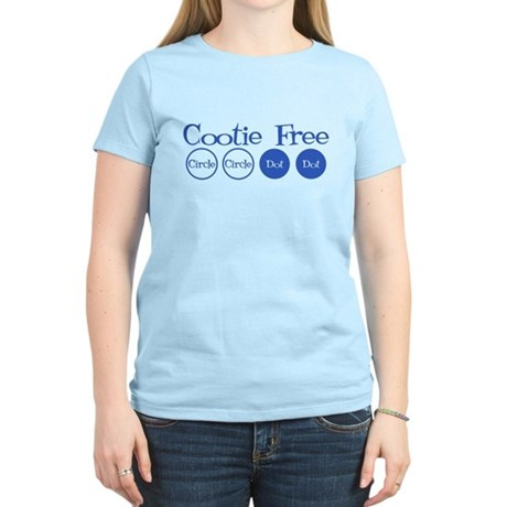 Cootie Free Womens Light T-Shirt