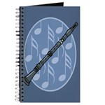 Music Practice Clarinet Notebook