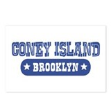 Coney Island Postcards (Package of 8)