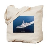 USS John S. McCain Tote Bag