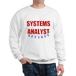 Retired Systems Analyst Sweatshirt