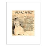 Pearl Hart Small Poster