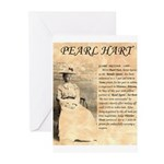 Pearl Hart Greeting Cards (Pk of 20)