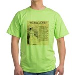 Pearl Hart Green T-Shirt