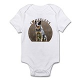 Australian Blue Heeler Onesie