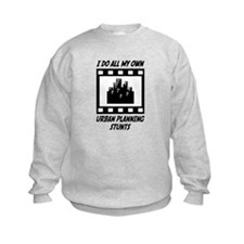 Urban Planning Stunts Sweatshirt