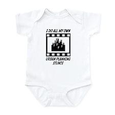 Urban Planning Stunts Infant Bodysuit