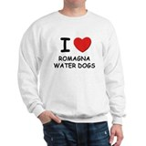 I love ROMAGNA WATER DOGS Sweatshirt