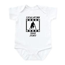 Track Stunts Infant Bodysuit