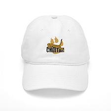 Cheetah Power Baseball Cap