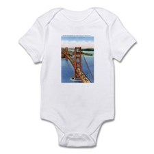 Golden Gate CA Infant Bodysuit