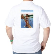 Golden Gate CA T-Shirt
