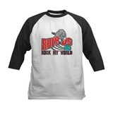 Rhinos Rock My World Tee