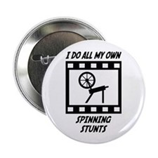 "Spinning Stunts 2.25"" Button (100 pack)"