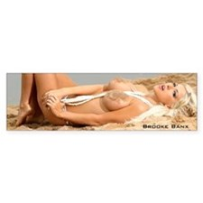 Brooke Banx Bumper Bumper Sticker