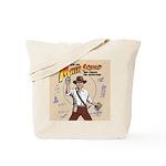 Math Squad Canvas Tote Bag
