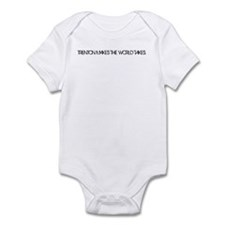 Funny Trenton Infant Bodysuit