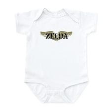 Zelda - Wings Infant Bodysuit