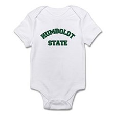 Humboldt State Infant Bodysuit