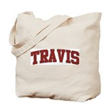 TRAVIS Design Tote Bag