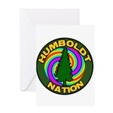 Humboldt Psych Nation Greeting Card
