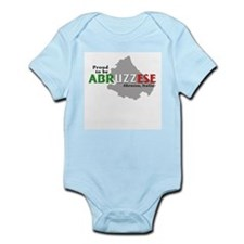 Proud to be Abruzzese! Infant Creeper