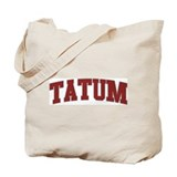 TATUM Design Tote Bag