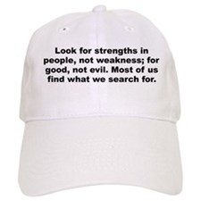 Religious science Baseball Cap