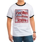 Think, Vote, Be with this Ringer T