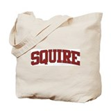 SQUIRE Design Tote Bag