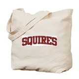 SQUIRES Design Tote Bag