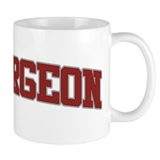 SPURGEON Design Coffee Mug
